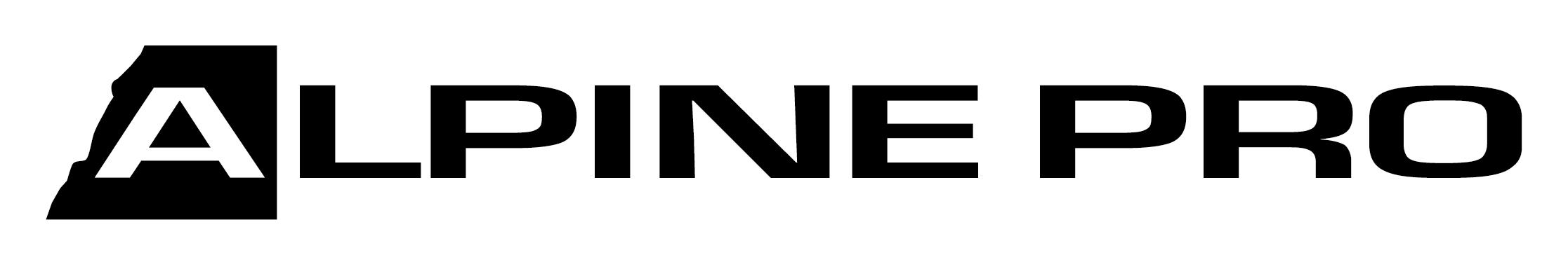 logo alpine pro